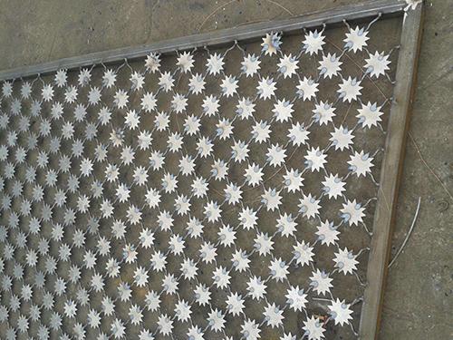 太阳花护栏网