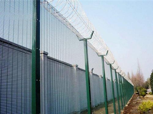监狱密纹防攀爬网