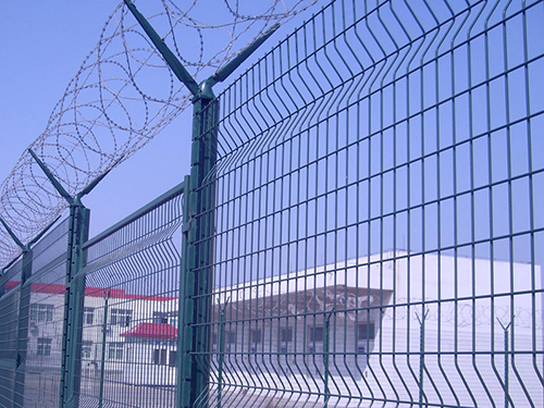 全封闭式监狱防护网