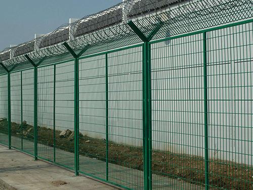 Y型立柱监狱隔离网