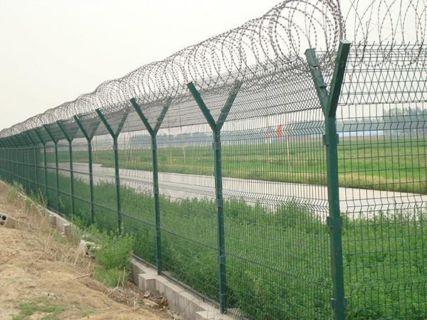 机场防护网案例