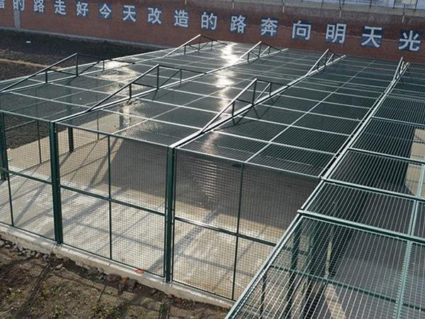 笼式监狱隔离网案例