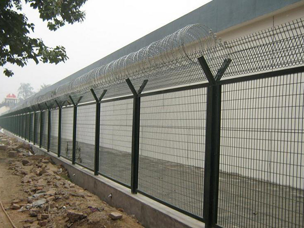 Y型柱监狱防护网